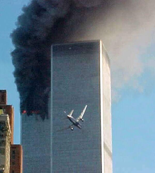 Atak na World Trade Center w 2001 roku - Sputnik Polska