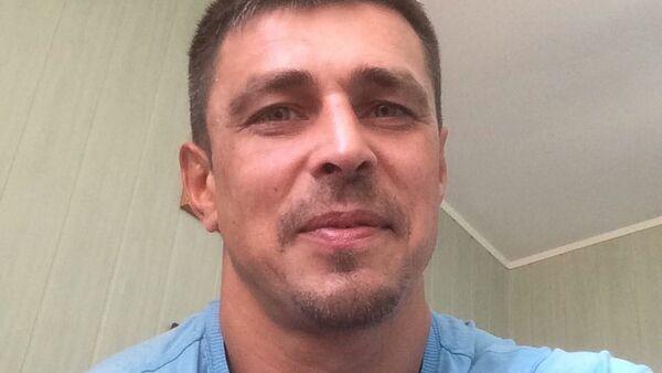 Гражданин РФ Александр Франчетти - Sputnik Polska