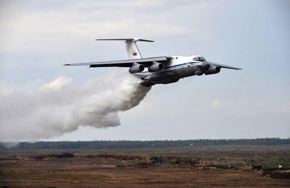 Podczas ćwiczeń wykorzystano doświadczenia ostatnich konfliktów zbrojnych, w tym syryjskiego. - Sputnik Polska