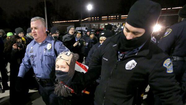 Ferguson, 4.03.2015 - Sputnik Polska