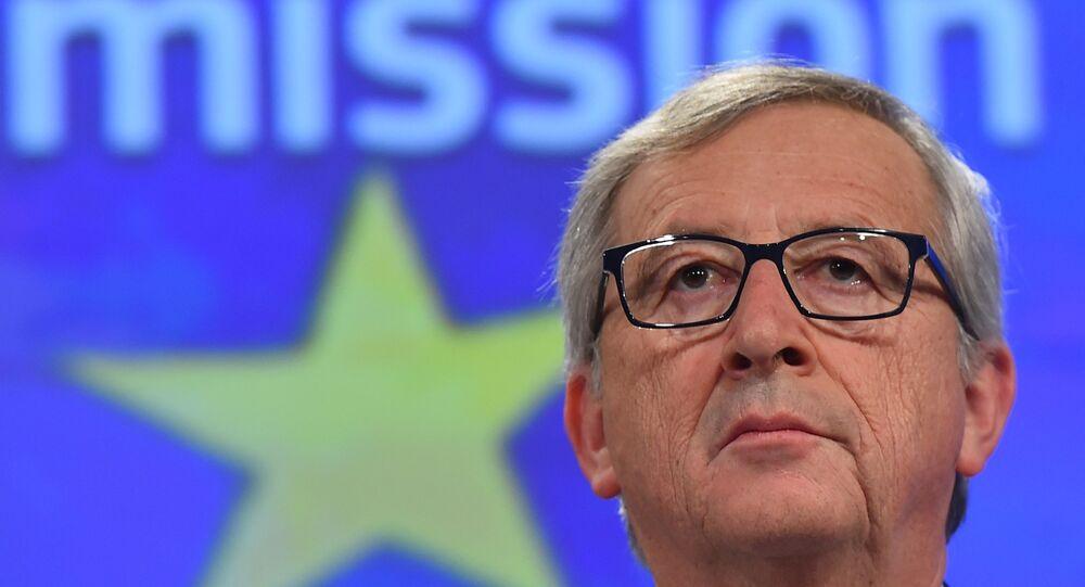 Przewodniczący Komisji Europejskiej Jean-Claude Juncker