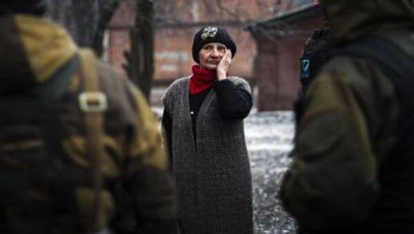 Konflikt na Ukrainie. Debalcewe - Sputnik Polska