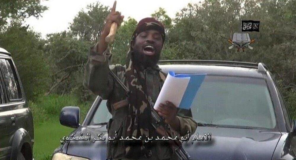 Abubakar Shekau, lider nigeryjskiego ruchu Boko Haram