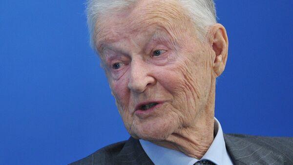 Zbigniew Brzeziński - Sputnik Polska