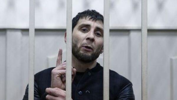 Oskarżony o zamordowanie Borysa Niemcowa Zaur Dadajew - Sputnik Polska