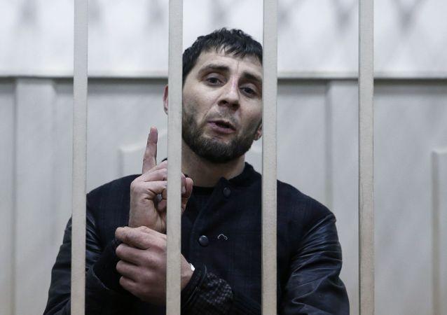Oskarżony o zamordowanie Borysa Niemcowa Zaur Dadajew