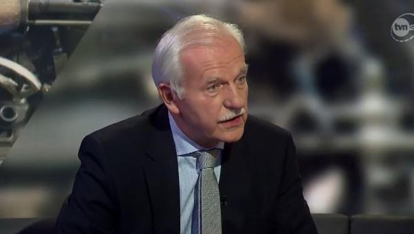 Były minister spraw zagranicznych Andrzej Olechowski - Sputnik Polska