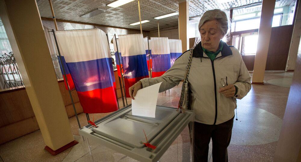 Wspólny dzień głosowania w Rosji