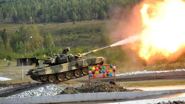 Czołg T-90S - Sputnik Polska