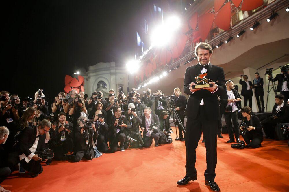 Wenezuelski reżyser Lorenzo Vigas ze Złotym lwem w Wenecji