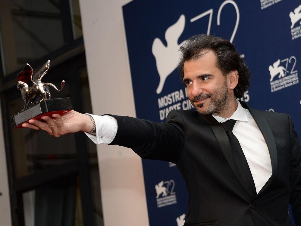 Argentynski reżyser Pablo Trapero ze Srebrnym lwem w Wenecji