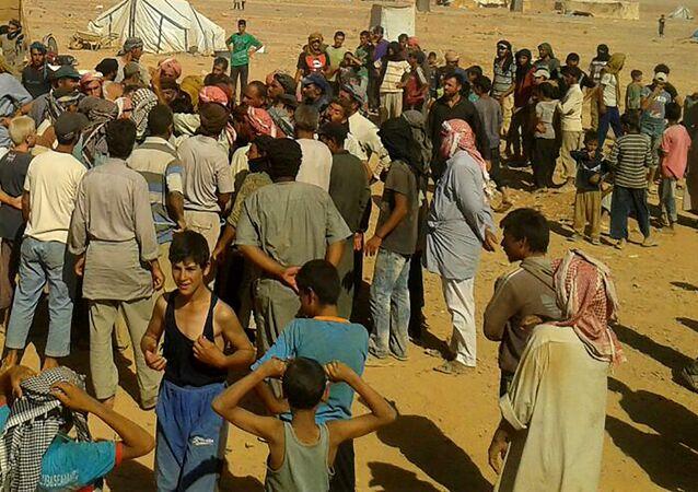 Obóz dla uchodźców Rukban