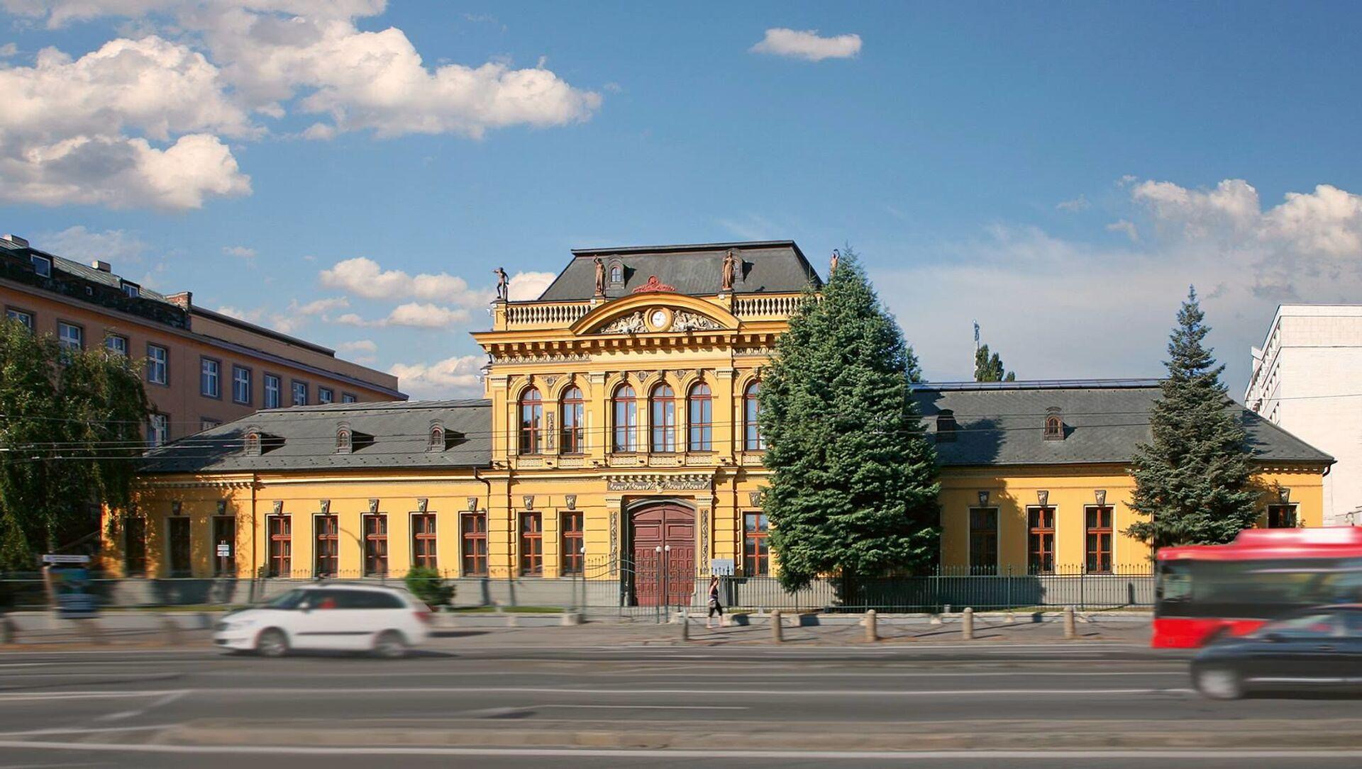 Siedziba ministerstwa spraw zagranicznych Słowacji - Sputnik Polska, 1920, 15.06.2021