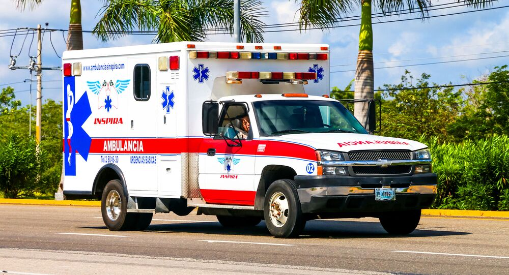 Ambulans w Meksyku