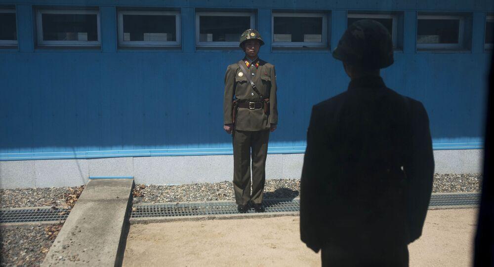 Koreanscy żołnierze