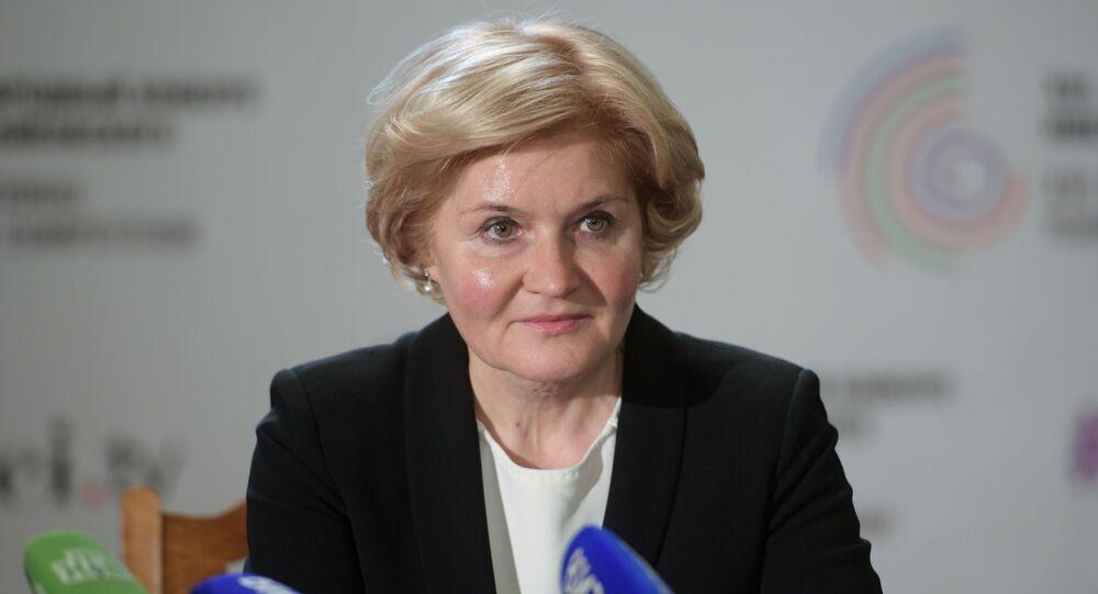 Olga Gołodiec