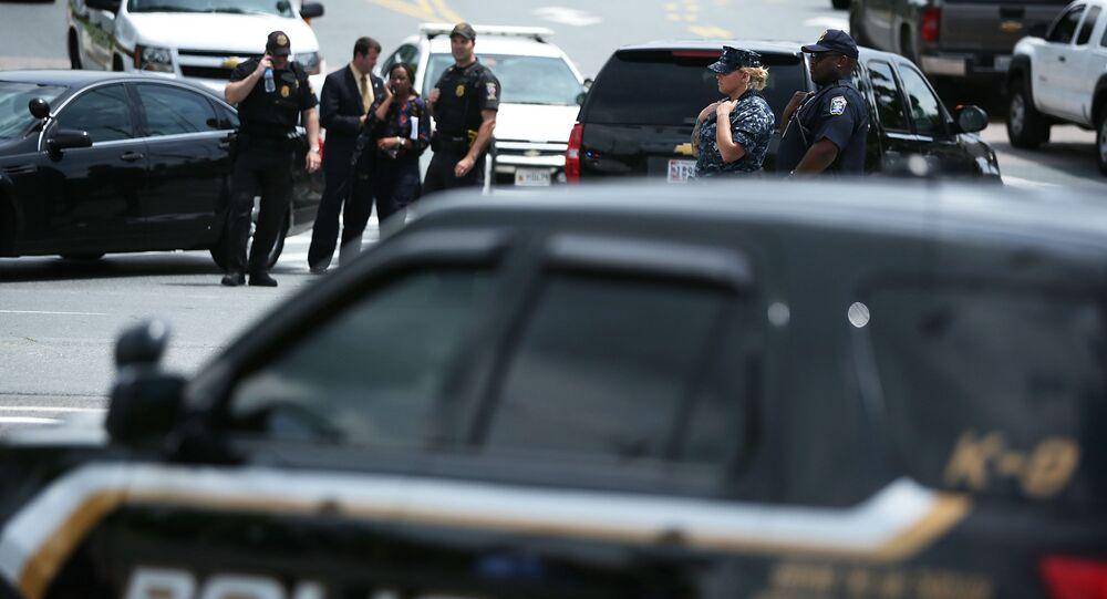 Policja w Maryland