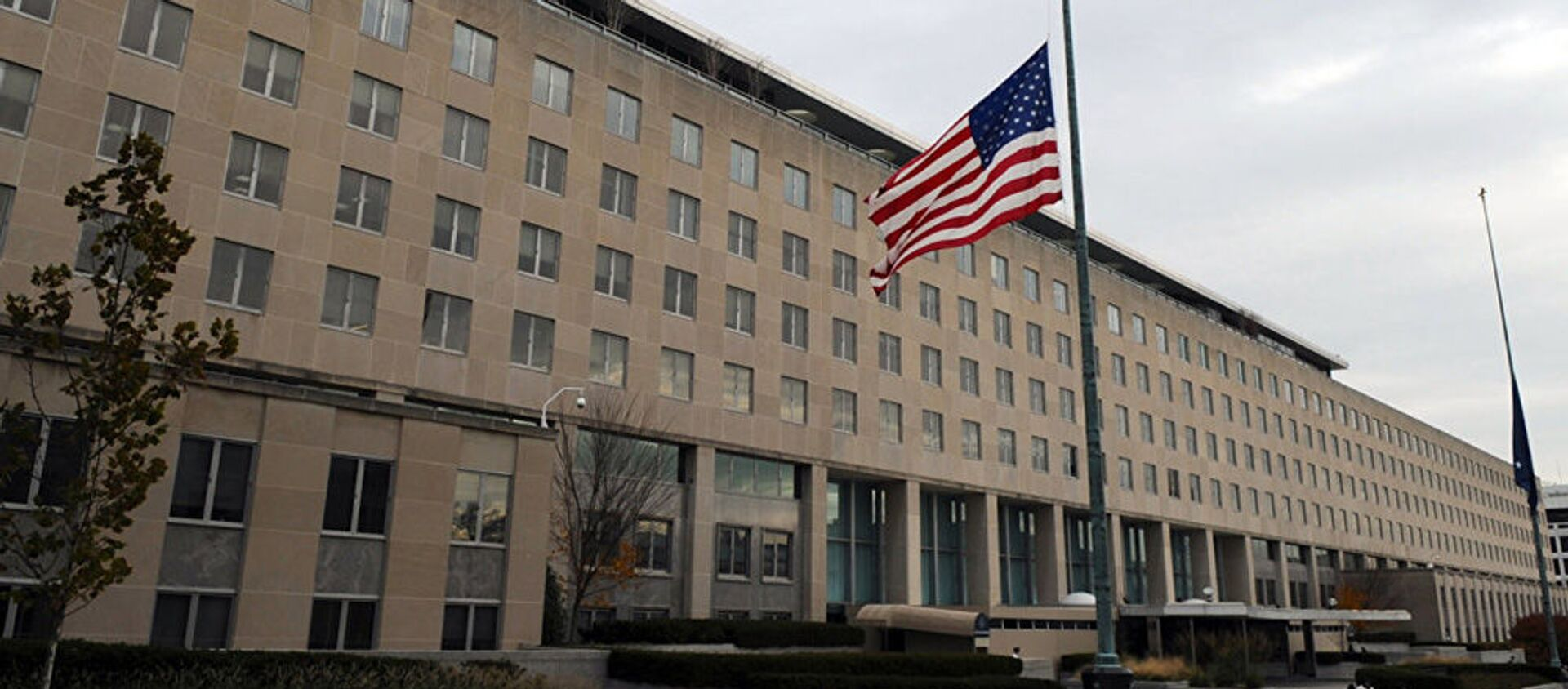Departament Stanu USA w Waszyngtonie - Sputnik Polska, 1920, 22.04.2021