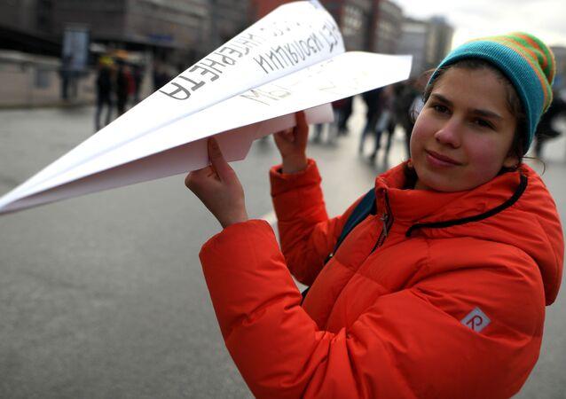 Protest przeciwko ustawie o ochronie Runetu, Moskwa