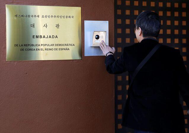 Ambasada Korei Północnej w Madrycie
