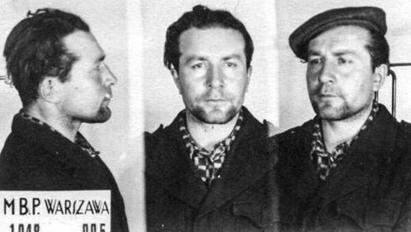 Polski zbrodniarz wojenny Romuald Rajs - Sputnik Polska