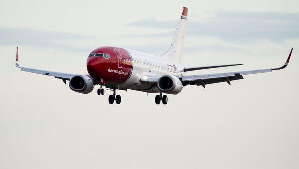 Boeing 737-33S Norwegian - Sputnik Polska