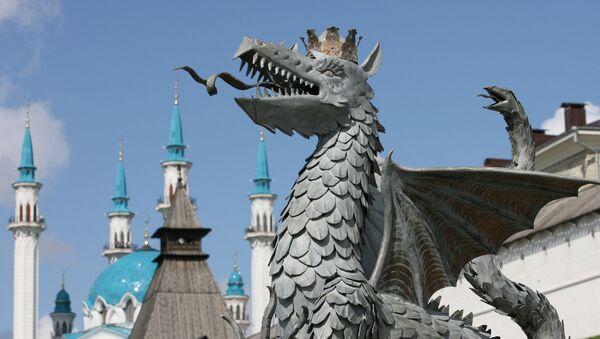 Symbol Kazania, smok Zilant - Sputnik Polska