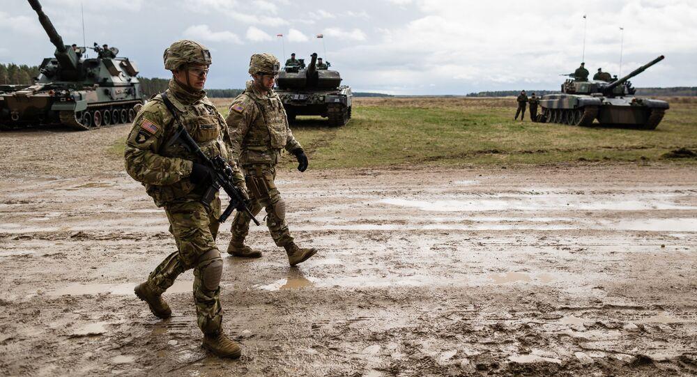 Wojska USA w Orzyszu, Polska