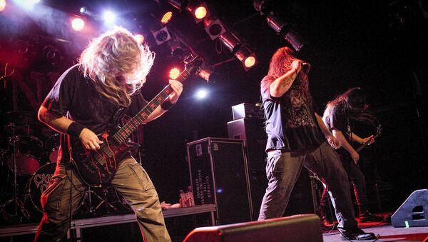 Koncert death metal Cannibal Corpse - Sputnik Polska