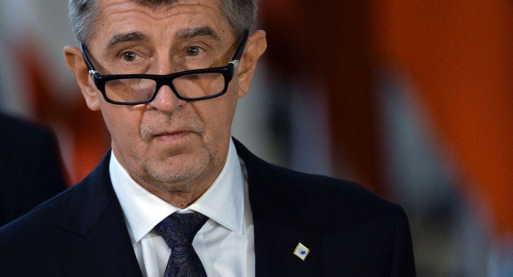 premier Czech Andrej Babiš