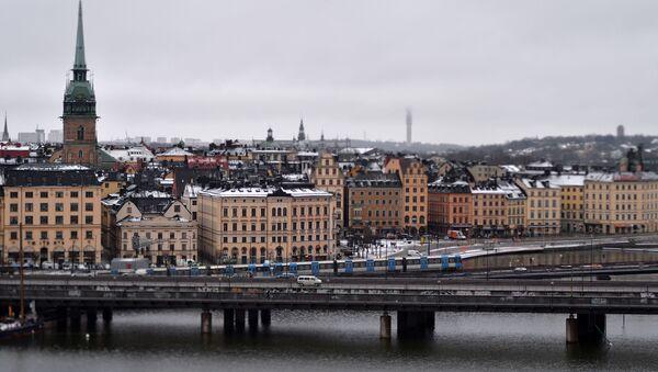 Widok na Sztokholm - Sputnik Polska