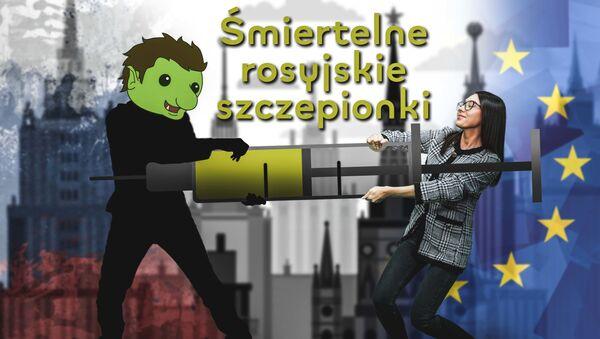 Szczepienia - Sputnik Polska