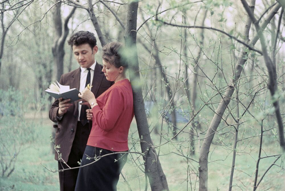 Фотография Стихи, 1963 год