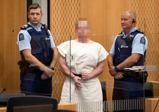 Brenton Tarrant, oskarżony o przeprowadzenie ataków na meczety w Nowej Zelandii