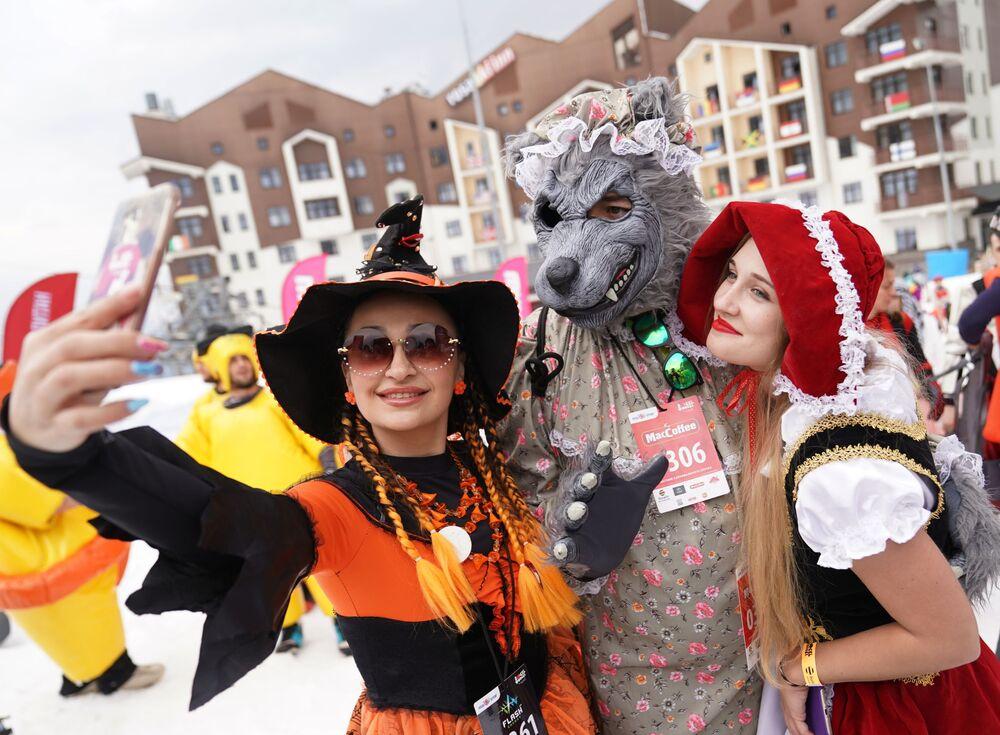 Festiwal BoogelWoogel w Soczi