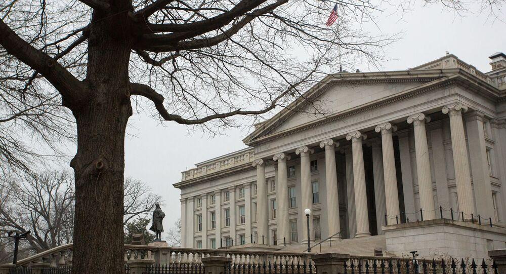 Departament Skarbu w Waszyngtonie