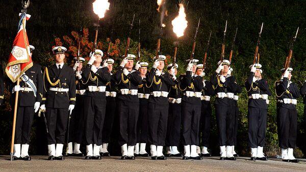 Uroczystości na Westerplatte  z okazji 75 rocznicy wybuchu II wojny światowej  - Sputnik Polska