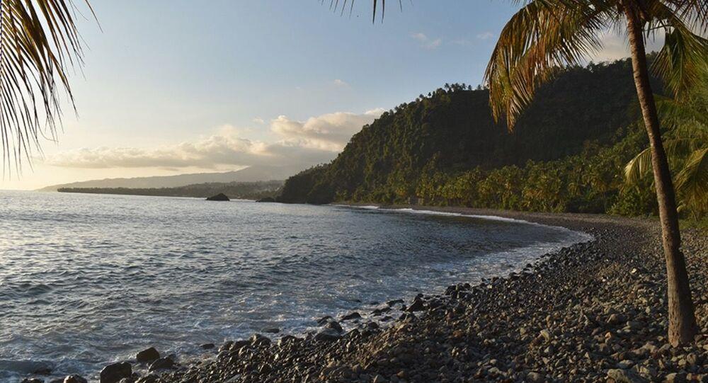 Wyspa Anjouan