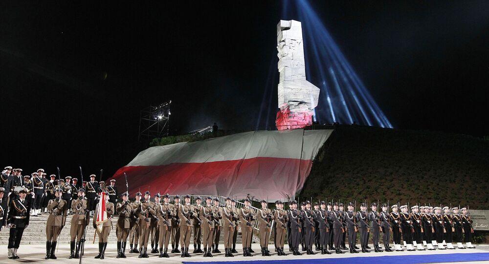 Rocznica wybuchu II wojny światowej, Westerplatte