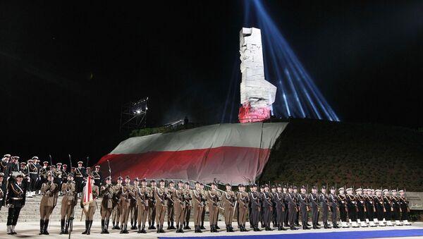 Rocznica wybuchu II wojny światowej, Westerplatte  - Sputnik Polska