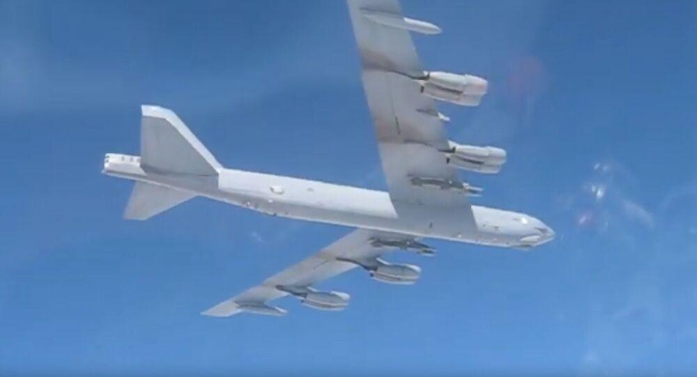 Boeing B-52 Sił Powietrznych Stanów Zjednoczonych