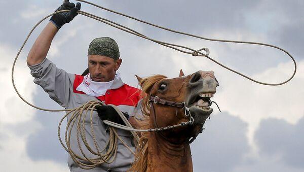Rodeo - Sputnik Polska