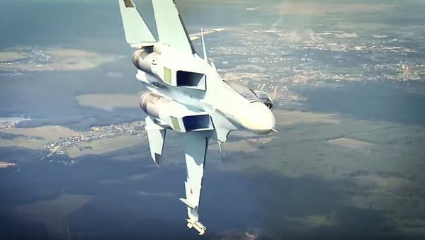 Su-30SM – najleprzy myśliwiec na świecie - Sputnik Polska