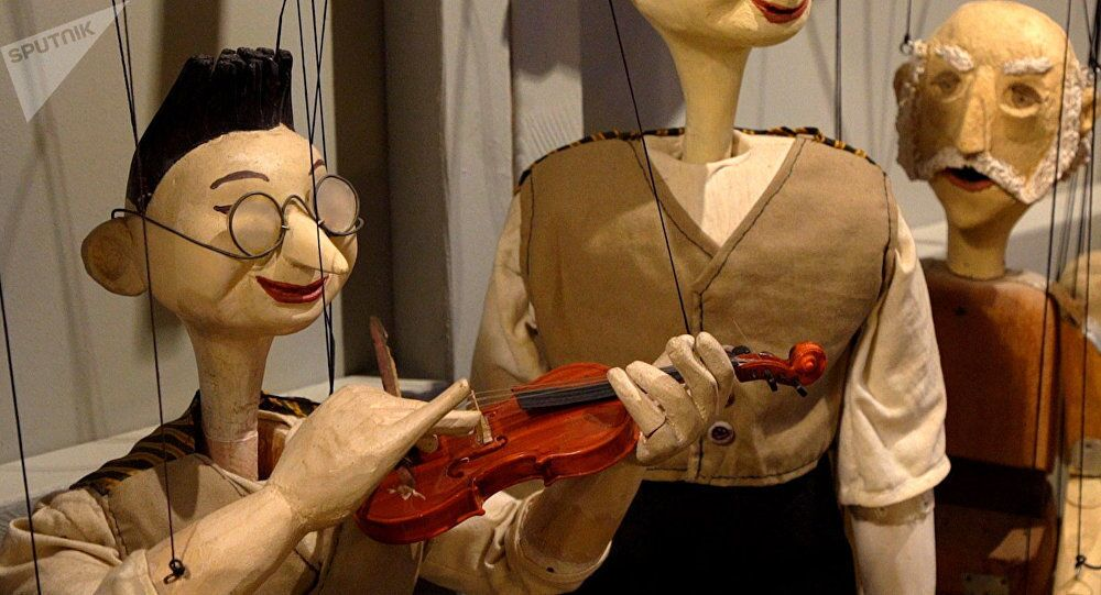 Podróż w tajemniczy świat sztuki lalkarstwa
