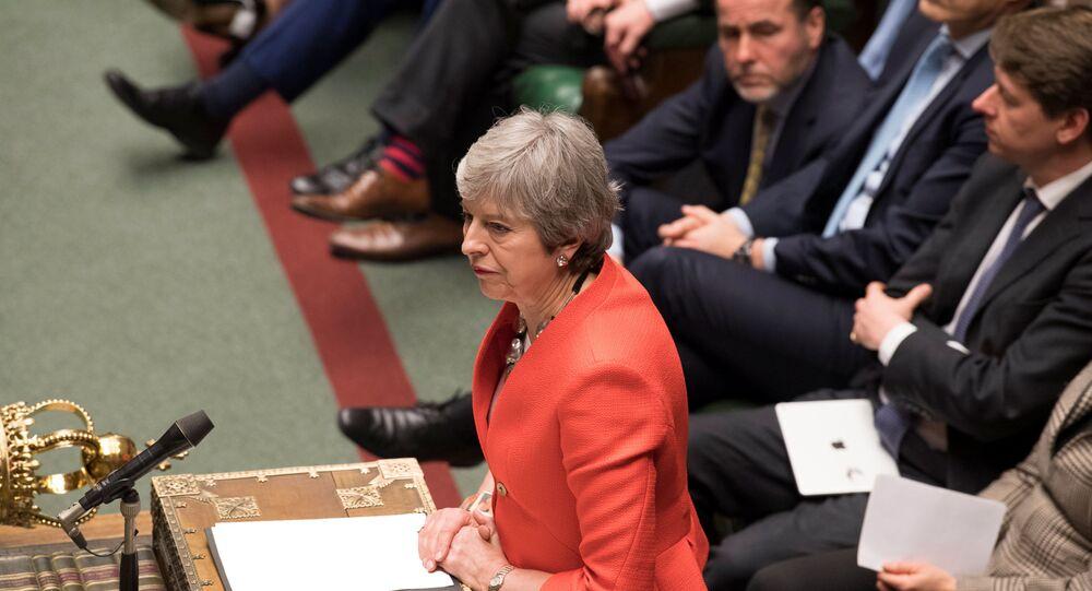 Premier Wielkiej Brytanii Theresa May