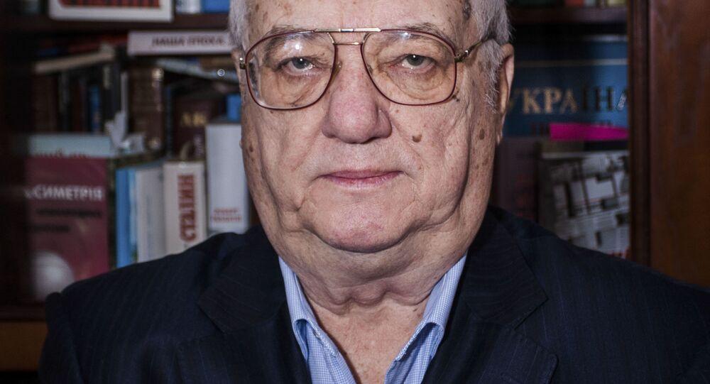 Były ambasador Ukrainy w Stanach Zjednoczonych Jurij Szczerbak
