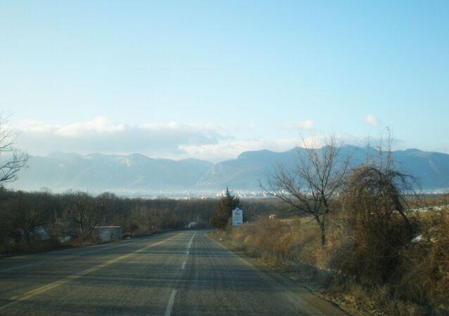 Droga w Obwodzie Wraca, Bułgaria