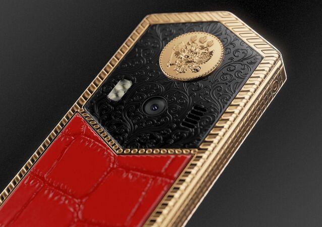 Tsar Phone Iwan Groźny firmy Caviar