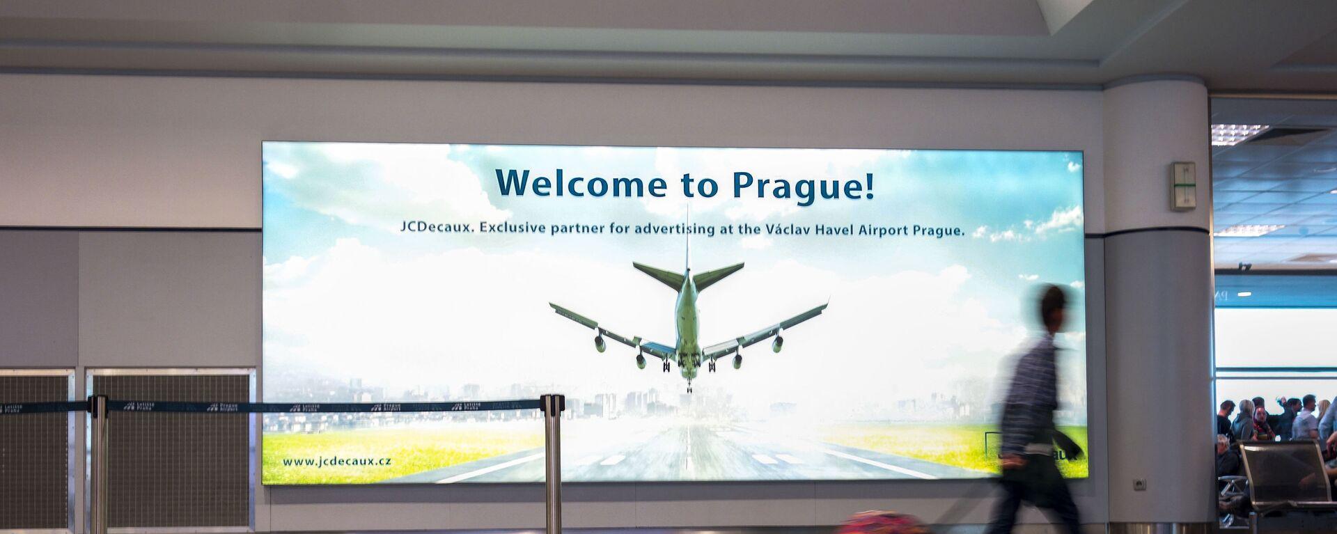 Port lotniczy Praga im. Václava Havla - Sputnik Polska, 1920, 12.09.2021