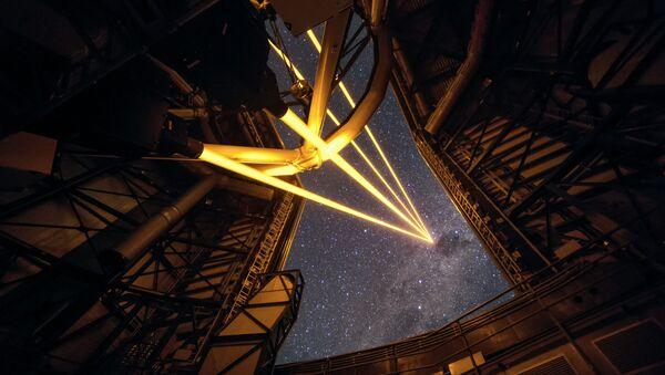 Bardzo Duży Teleskop ESO (VLTI) - Sputnik Polska